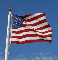 3'x 5' US American Nylon Flag