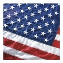 3x5 FT Valley Forge US Flag Perma Nylon Residential Series
