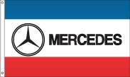 3' x 5' Mercedes Nylon Flag
